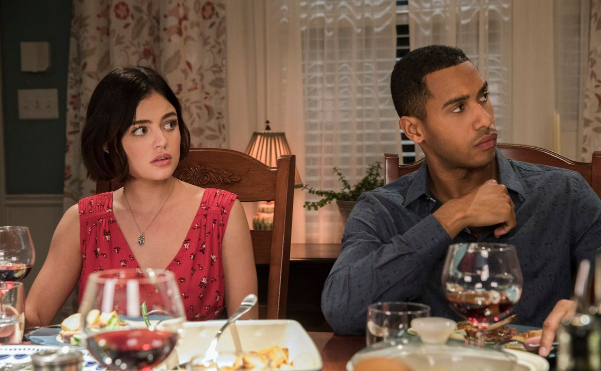 life sentence image 4 - 'Life Sentence': Lucy Hale and Elliot Knight on Family Dysfunction & & the Show's Unique Story