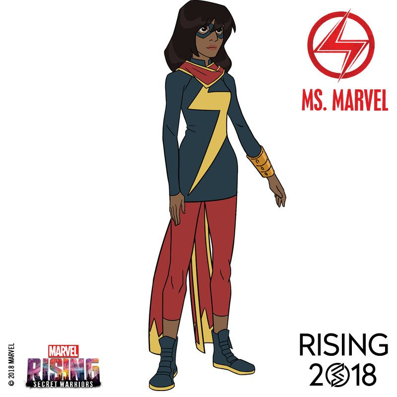 Kamala Khan is coming to Disney+ in a Ms