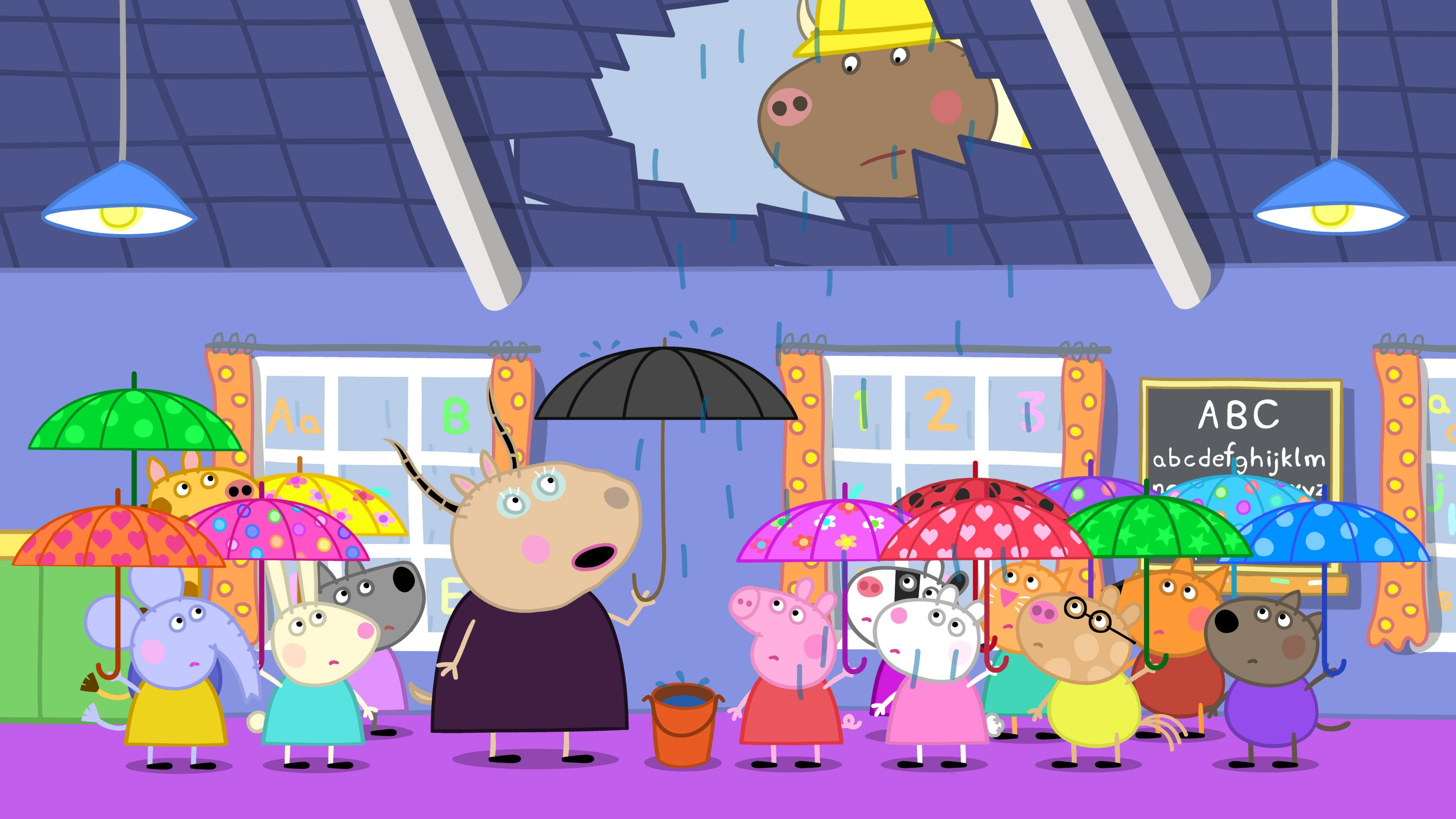 Exclusive Peppa Pig Clips and Images from Ben and Holly's