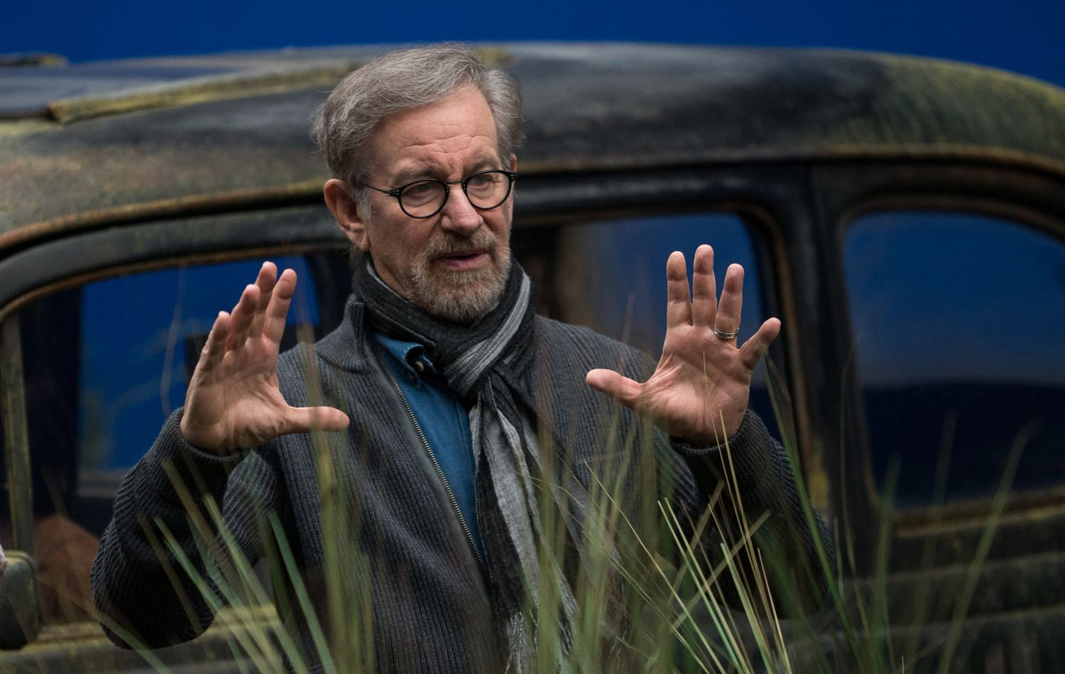 Steven Spielberg's Beef Isn't with Netflix, but with Exhibitors