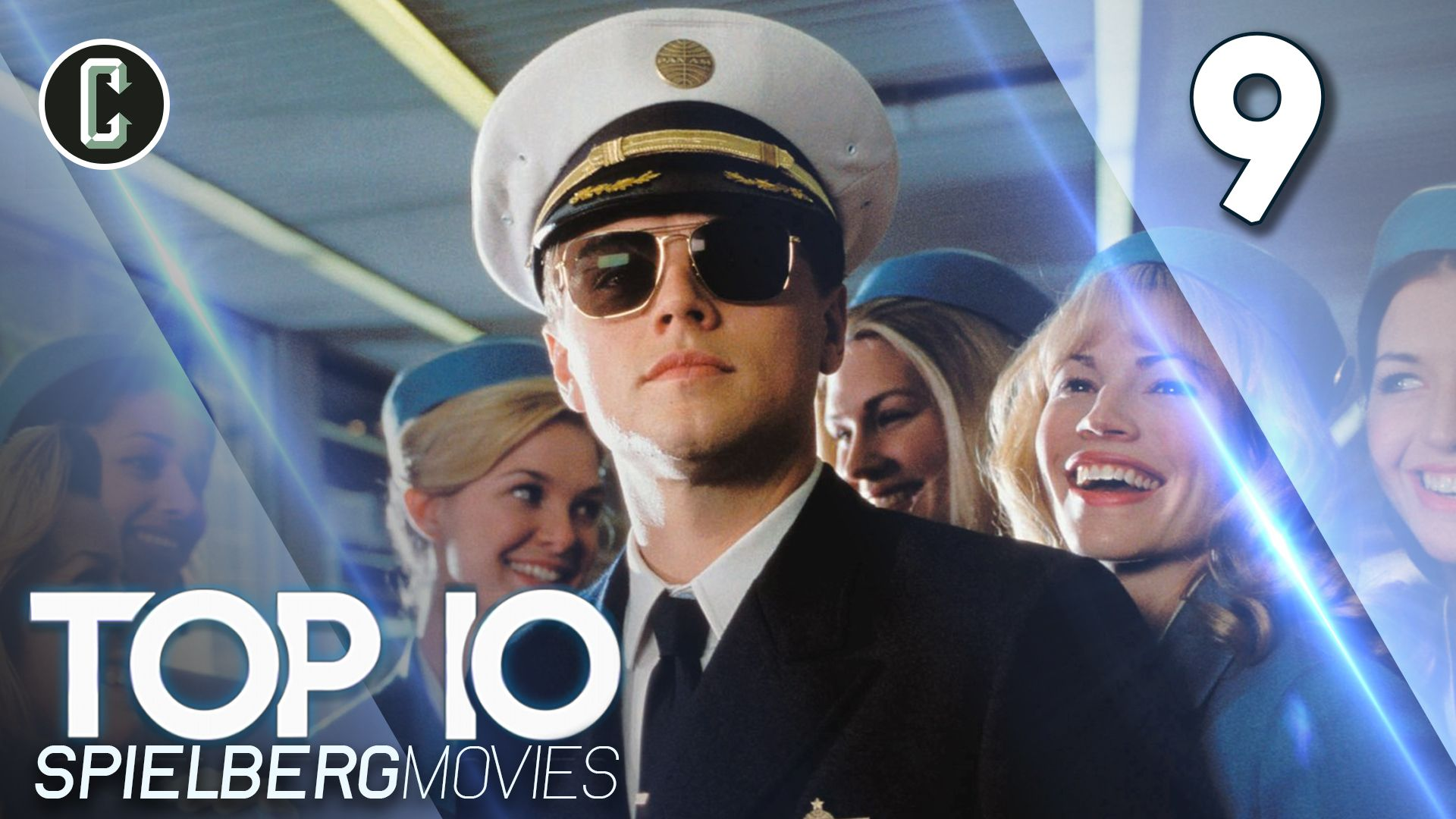 Top 10 Steven Spielberg Movies Catch Me If You Can Collider