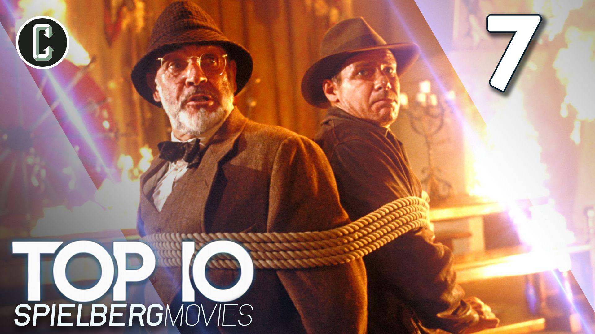 Alison Doody Nude Pictures top 10 steven spielberg movies: indiana jones and the last