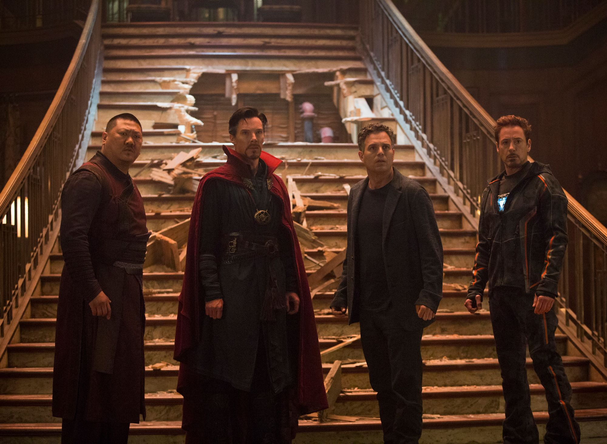 Avengers: Infinity War Characters Sorted into Hogwarts