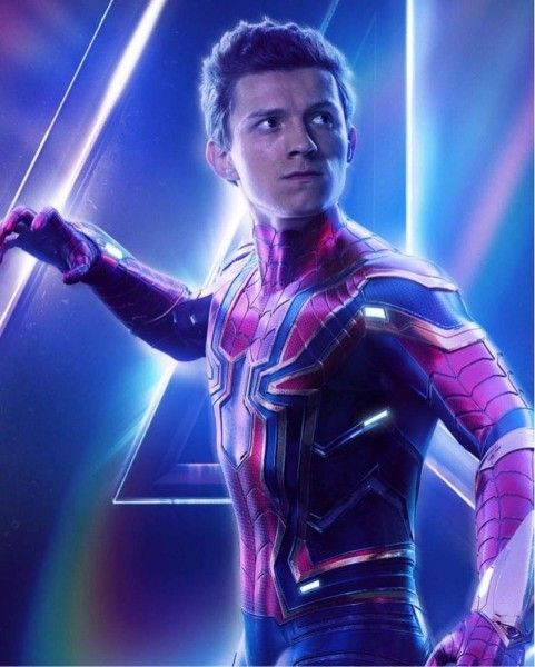 avengers-infinity-war-poster-spider-man-tom-holland