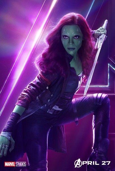 avengers-infinity-war-poster-zoe-saldana-gamora