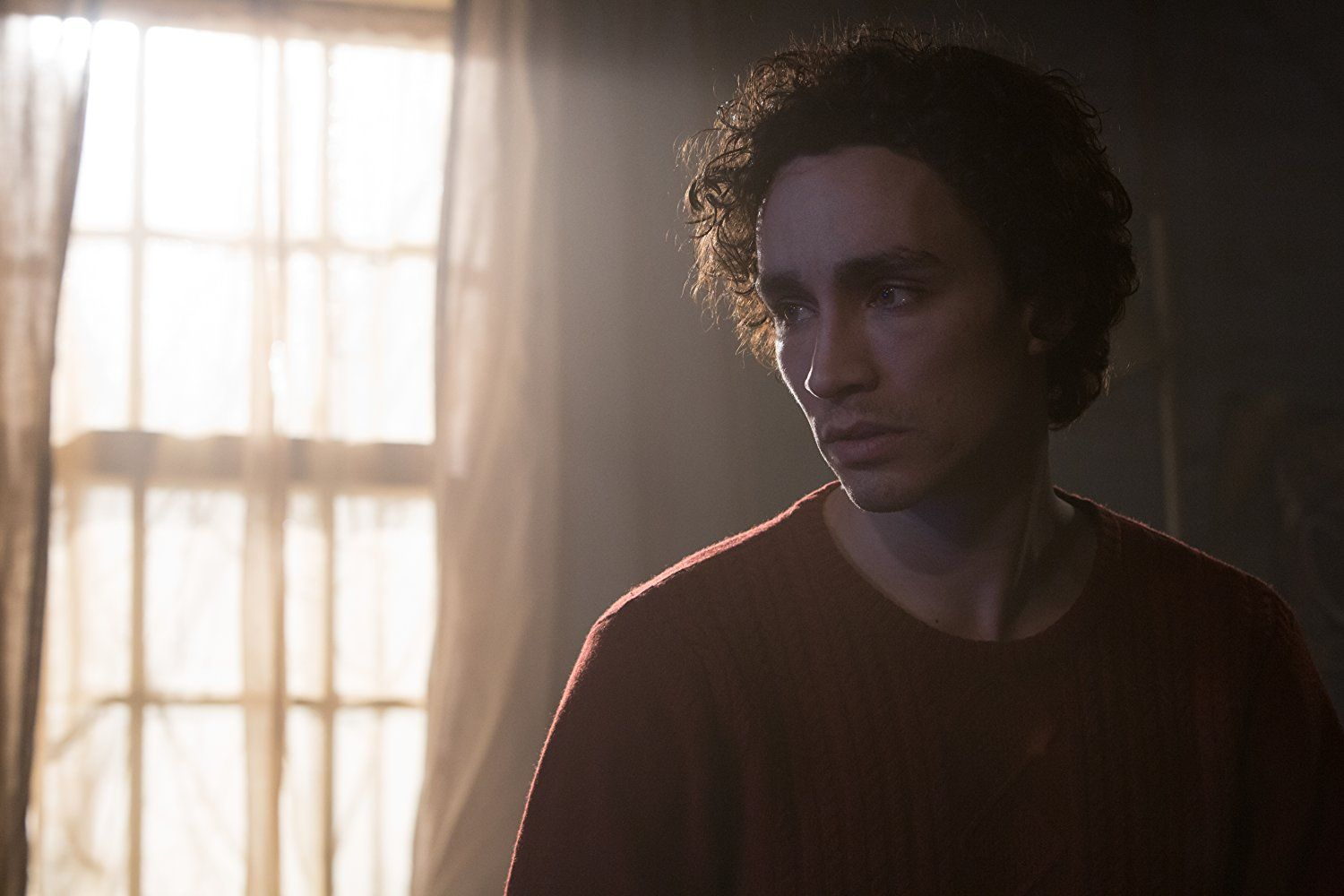 Robert Sheehan on Bad Samaritan and Umbrella Academy ...