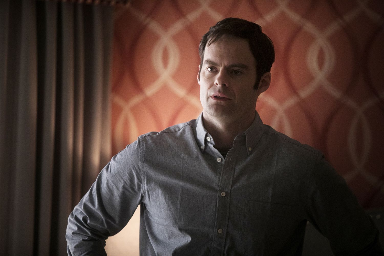 Image result for bill hader barry