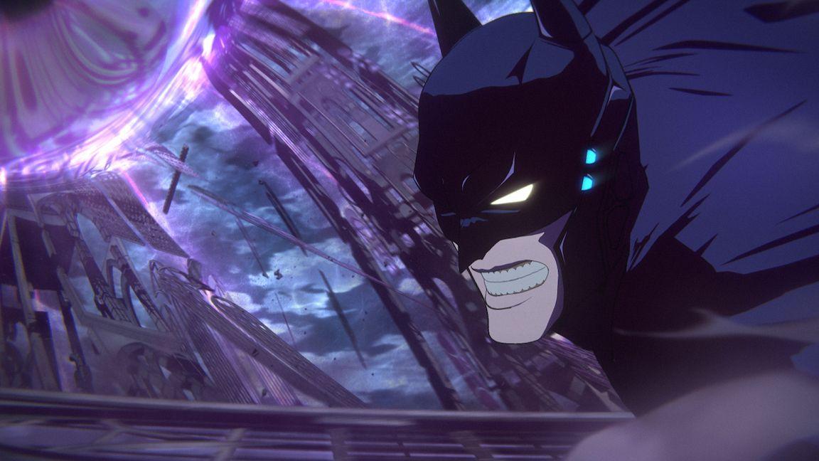 Batman Ninja Blu Ray Release Date Celebrated In New Clip