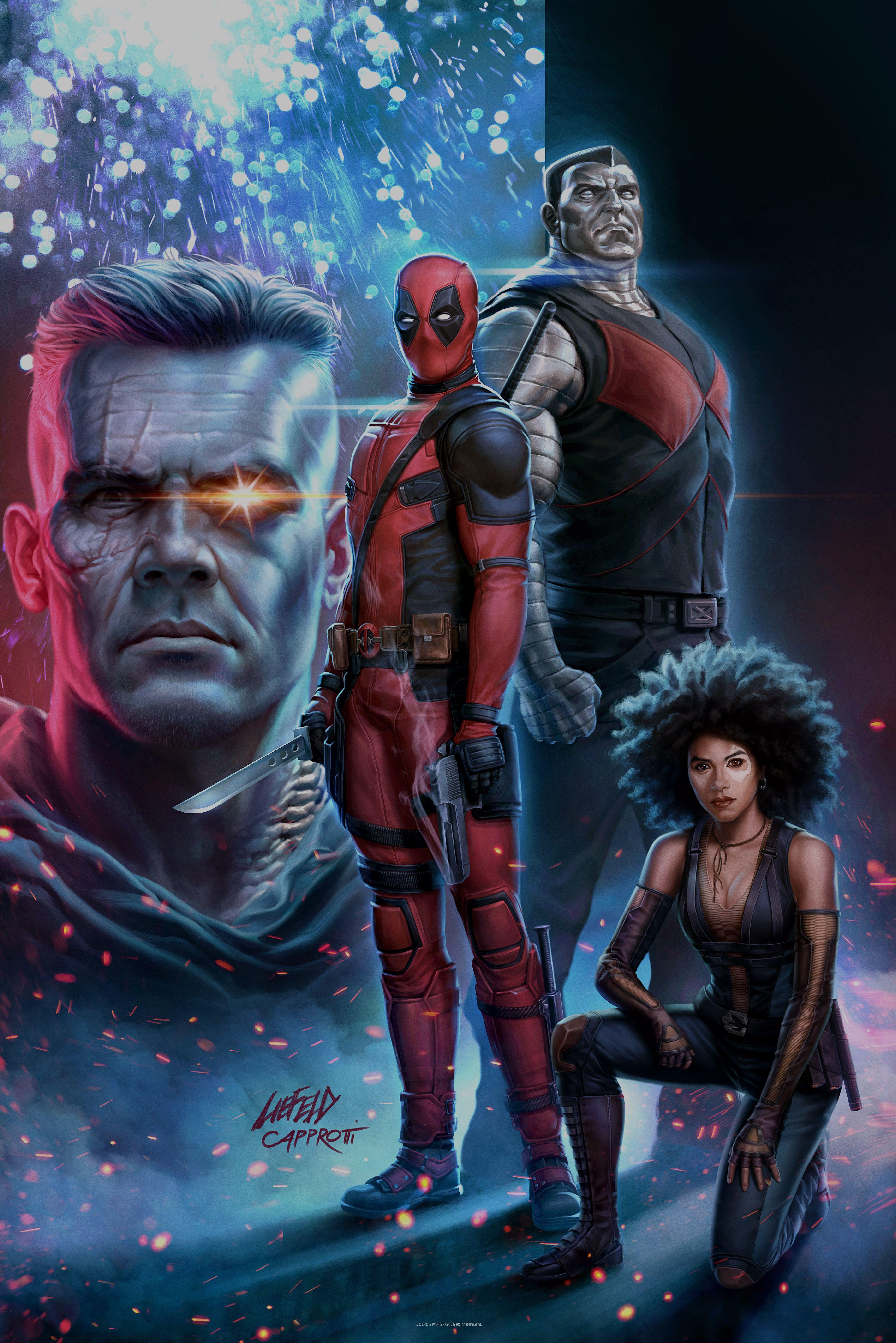 Deadpool 2 Schnittberichte