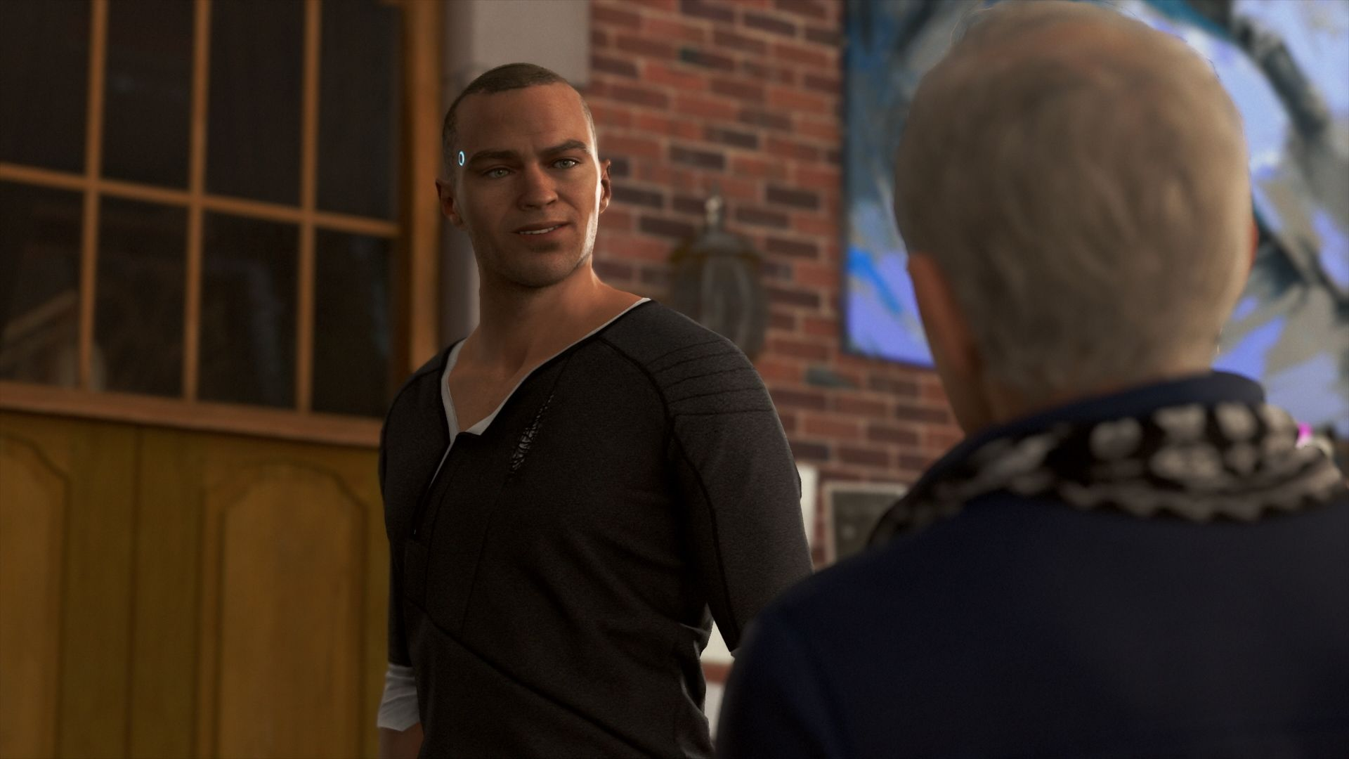 Courtesy of Sony Interactive Entertainment LLC and Quantic Dream