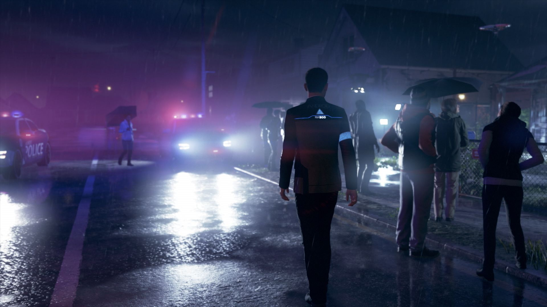 Detroit Become Human Hd Wallpaper: Detroit: Become Human Video Game Preview: A Stunning Demo