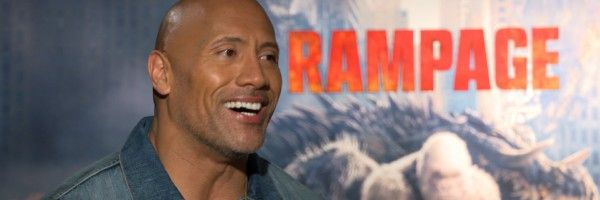 Dwayne Johnson On Rampage And Why He Loves Monster Movies