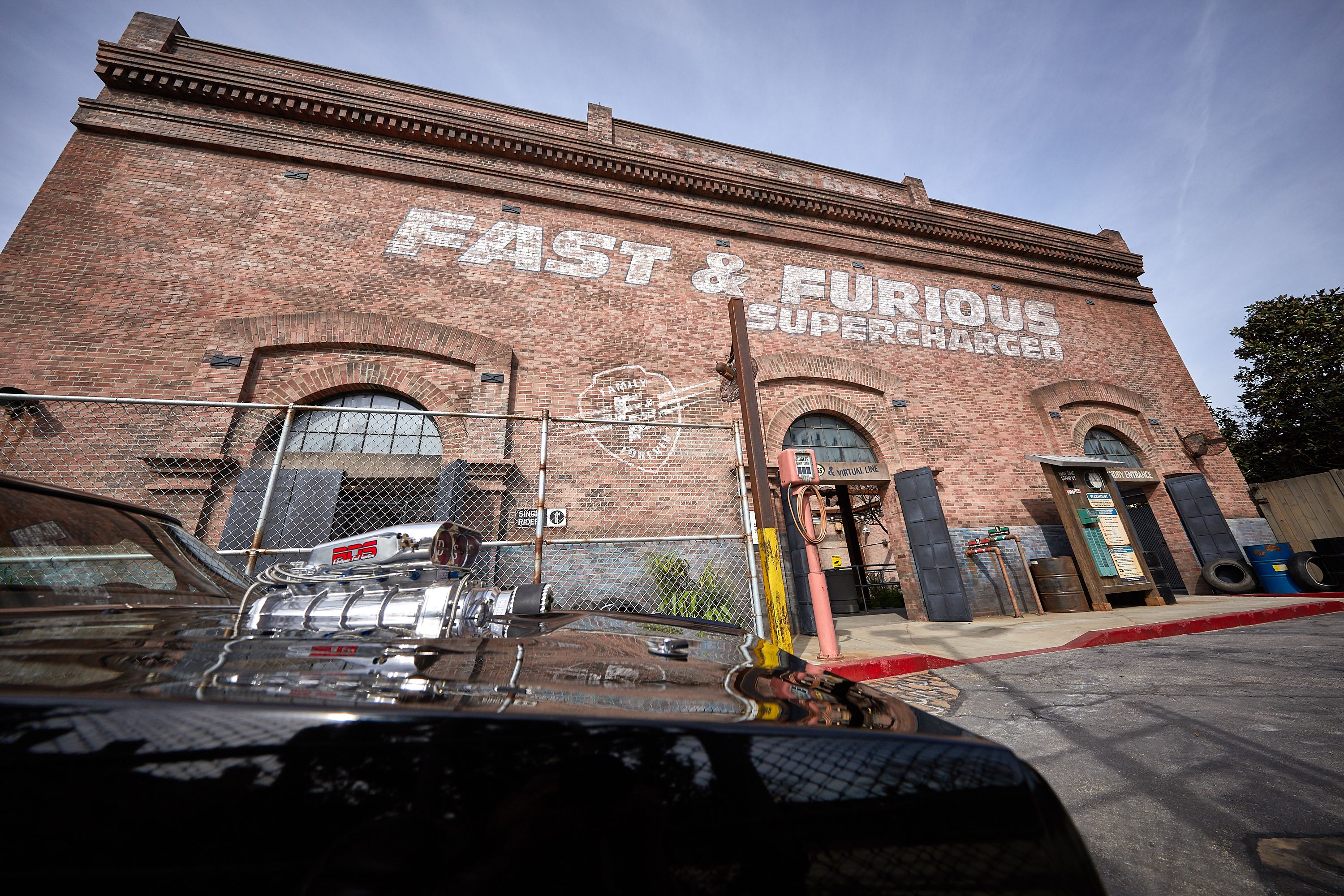 Fast & Furious - Supercharged Ride Now Open at Universal