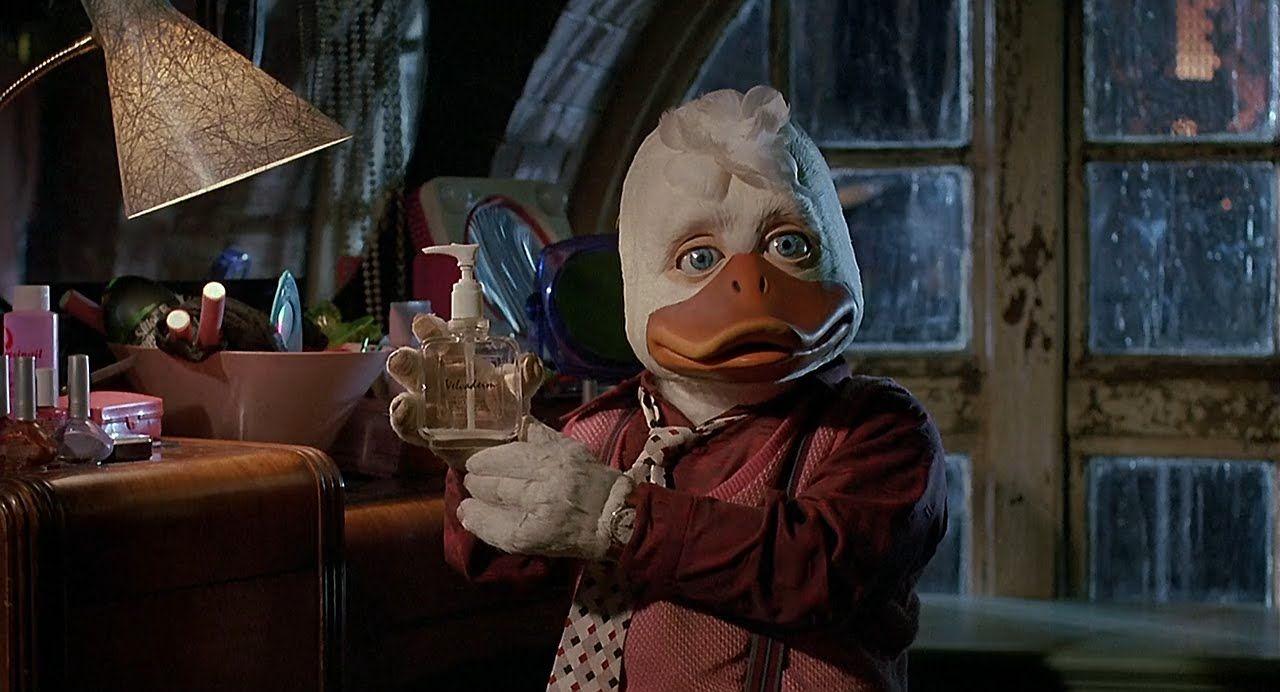 Howard The Duck ile ilgili görsel sonucu