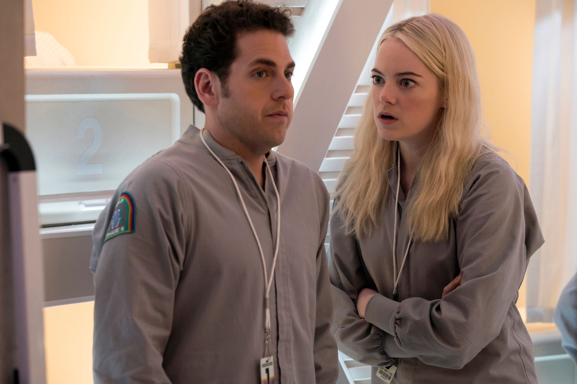 Netflixs Maniac: Get Your First Look At Jonah Hill And