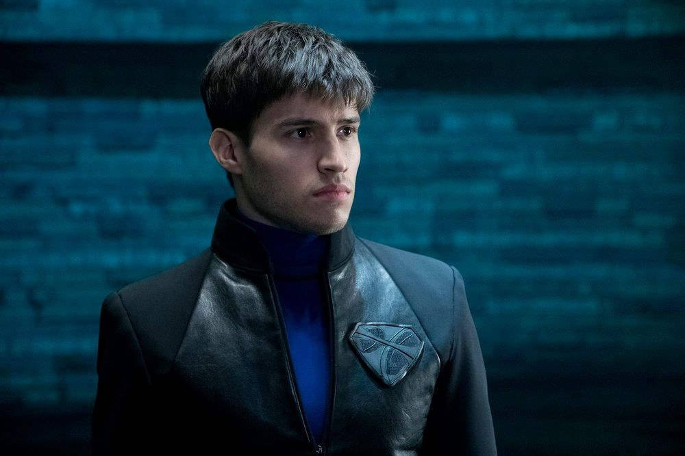 'Krypton' Cancelled at Syfy; 'Lobo' Spinoff No Longer In the Works