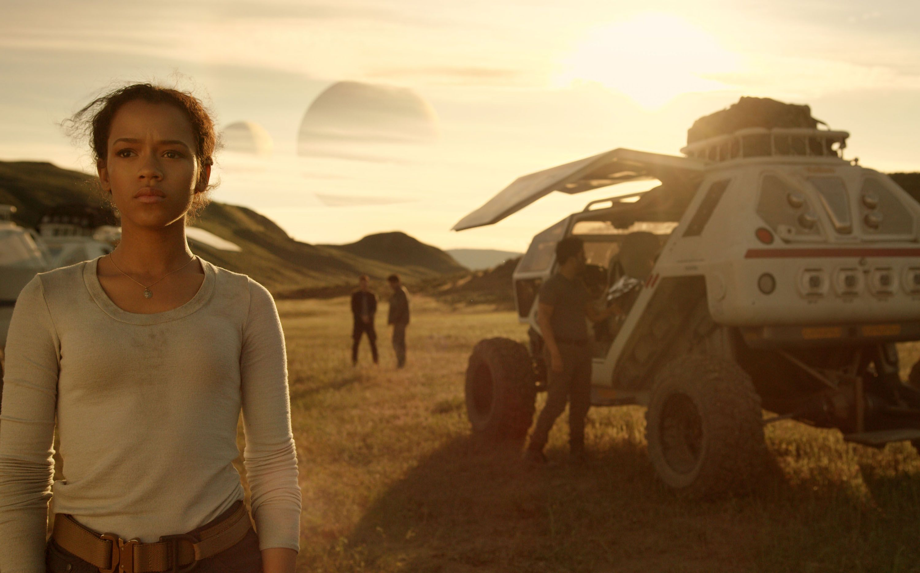 Lost In Space Taylor Russell