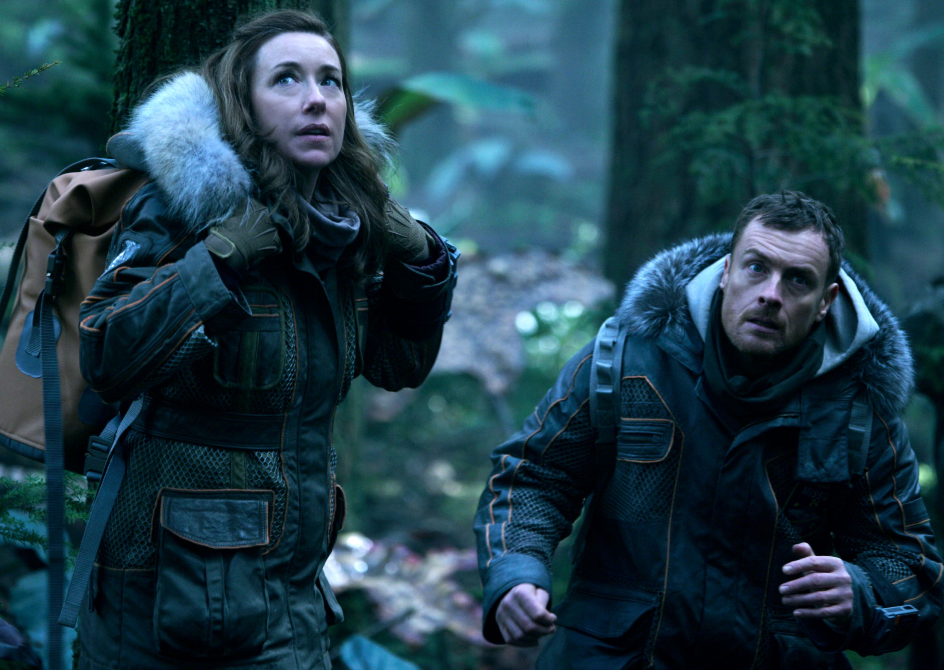 Toby Stephens on Netflix's Lost in Space, John's Arc, and