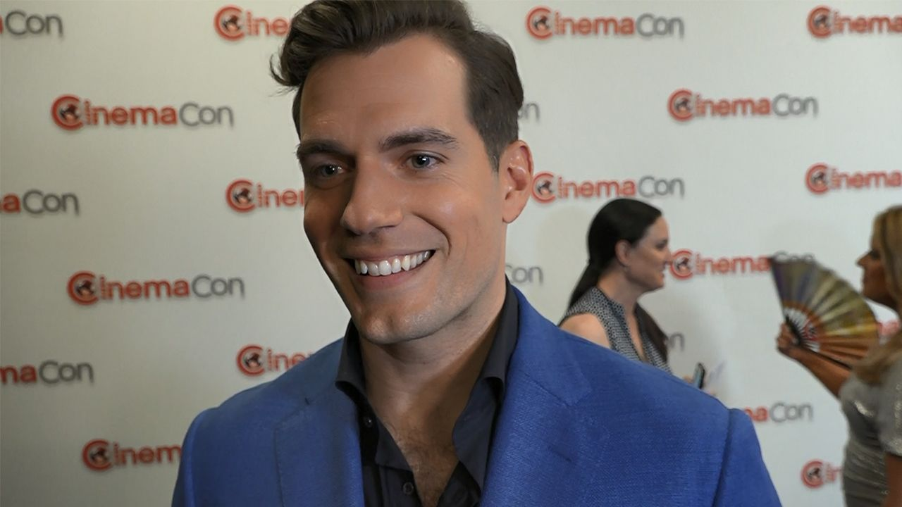 Henry Cavill on Man of Steel 2 and His DC Contract | Collider