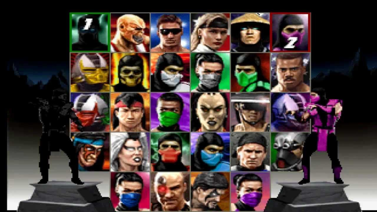 New, Live-Action MORTAL KOMBAT Film In Development