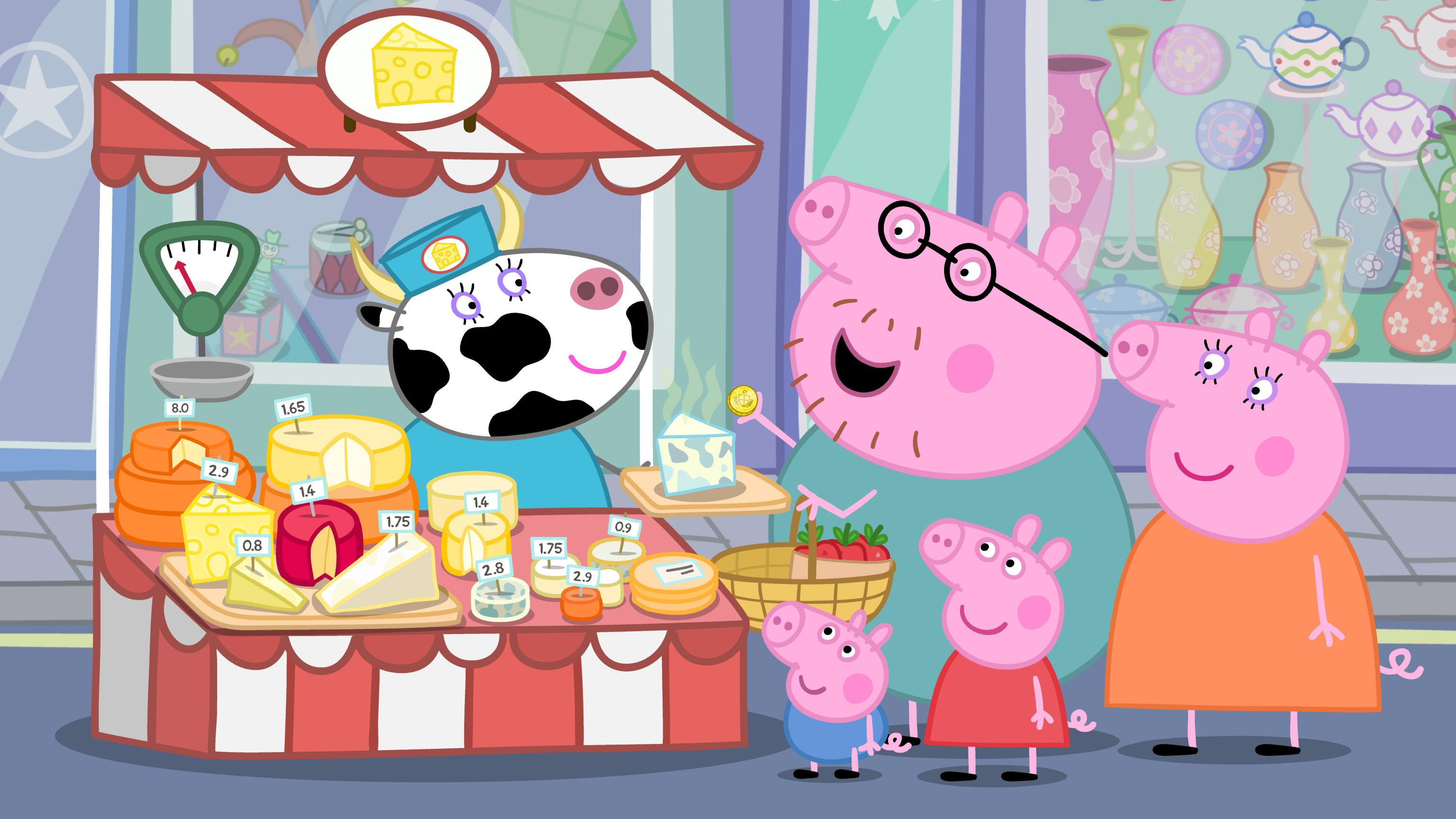 82e4195bbb2 Peppa Pig Meets a Superhero in New Nickelodeon Episodes This May ...