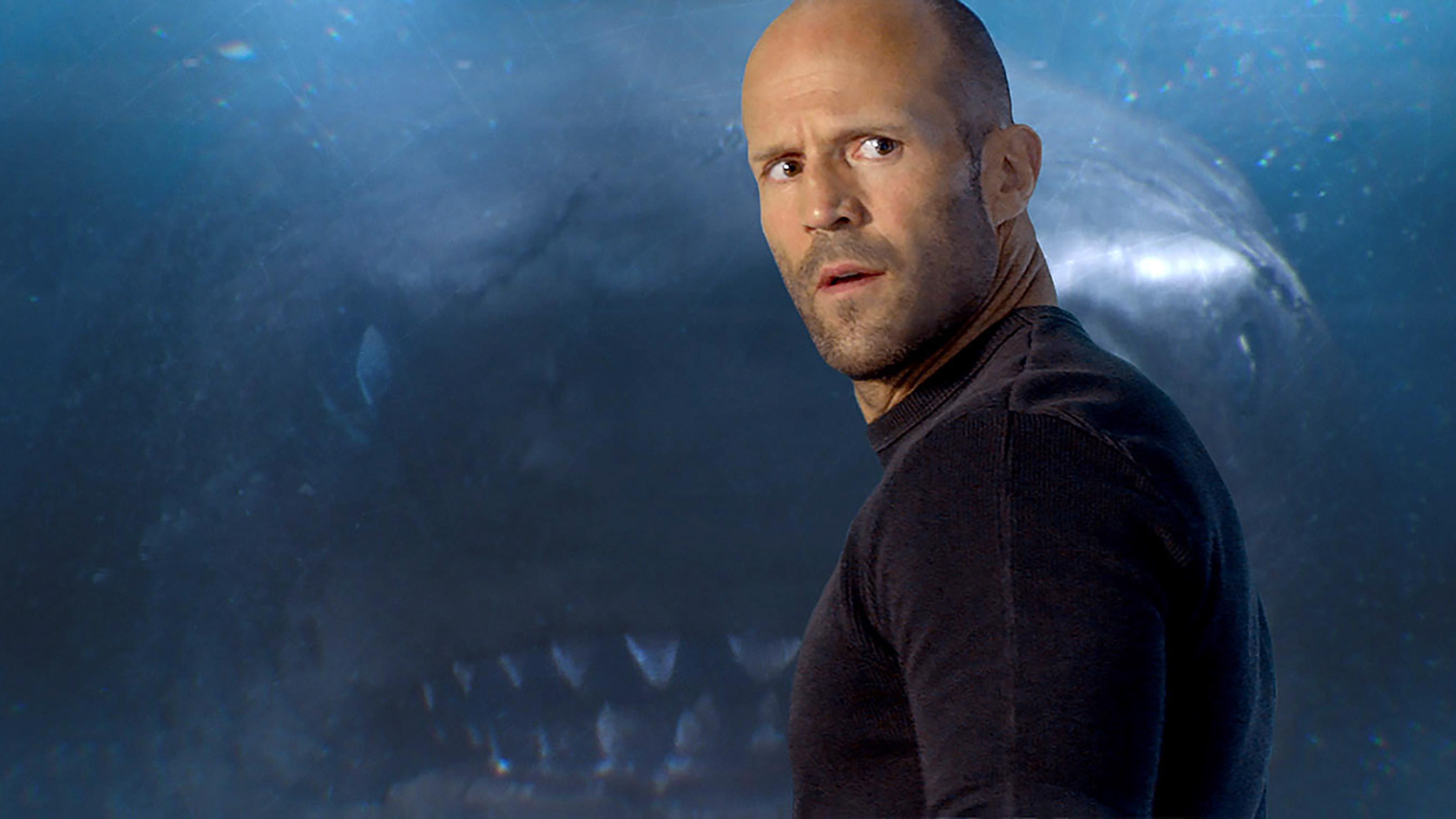 The Meg Trailer: Jason Statham Battles a Giant Shark | Collider