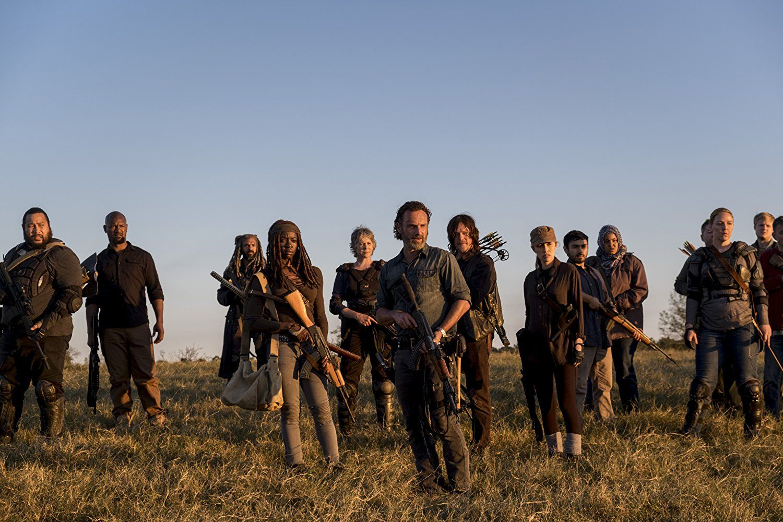 The Walking Dead Staffel 8 Release