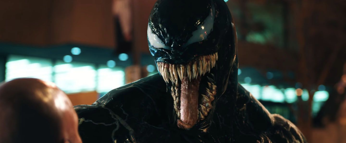 New Venom Trailer Actually Reveals Venom Collider
