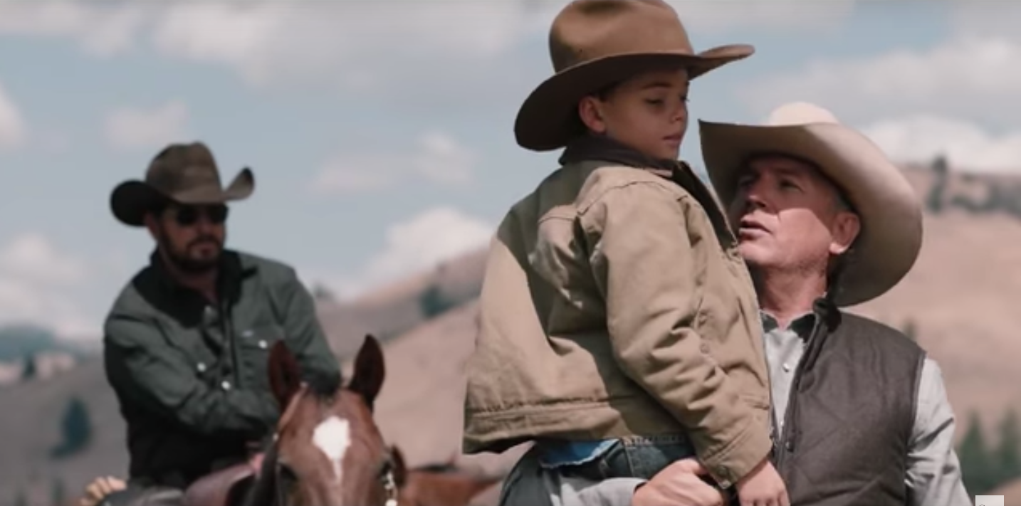 New Yellowstone Trailer: Kevin Costner Fights for His Land