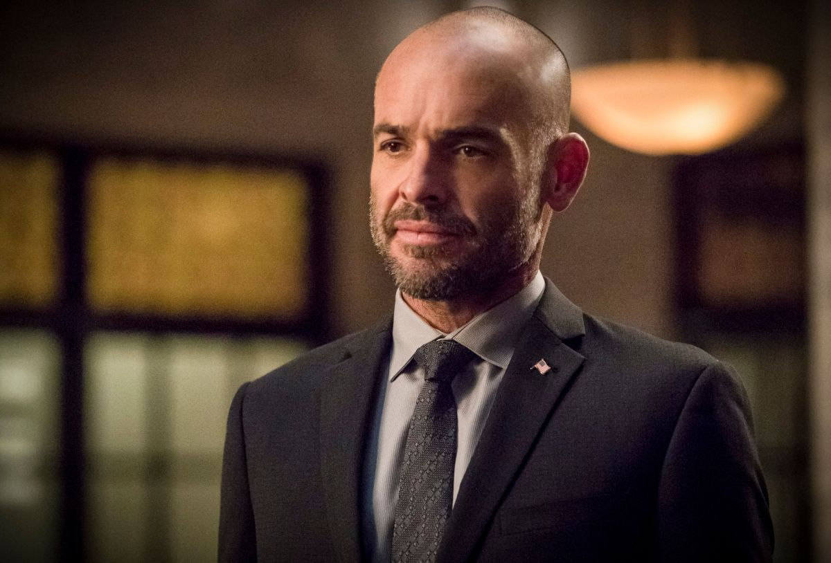 Arrow: Paul Blackthorne's Quentin Lance Will Not Return for