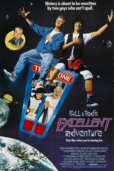 Bill & Ted 3 Release Date Revealed in Keanu Reeves & Alex