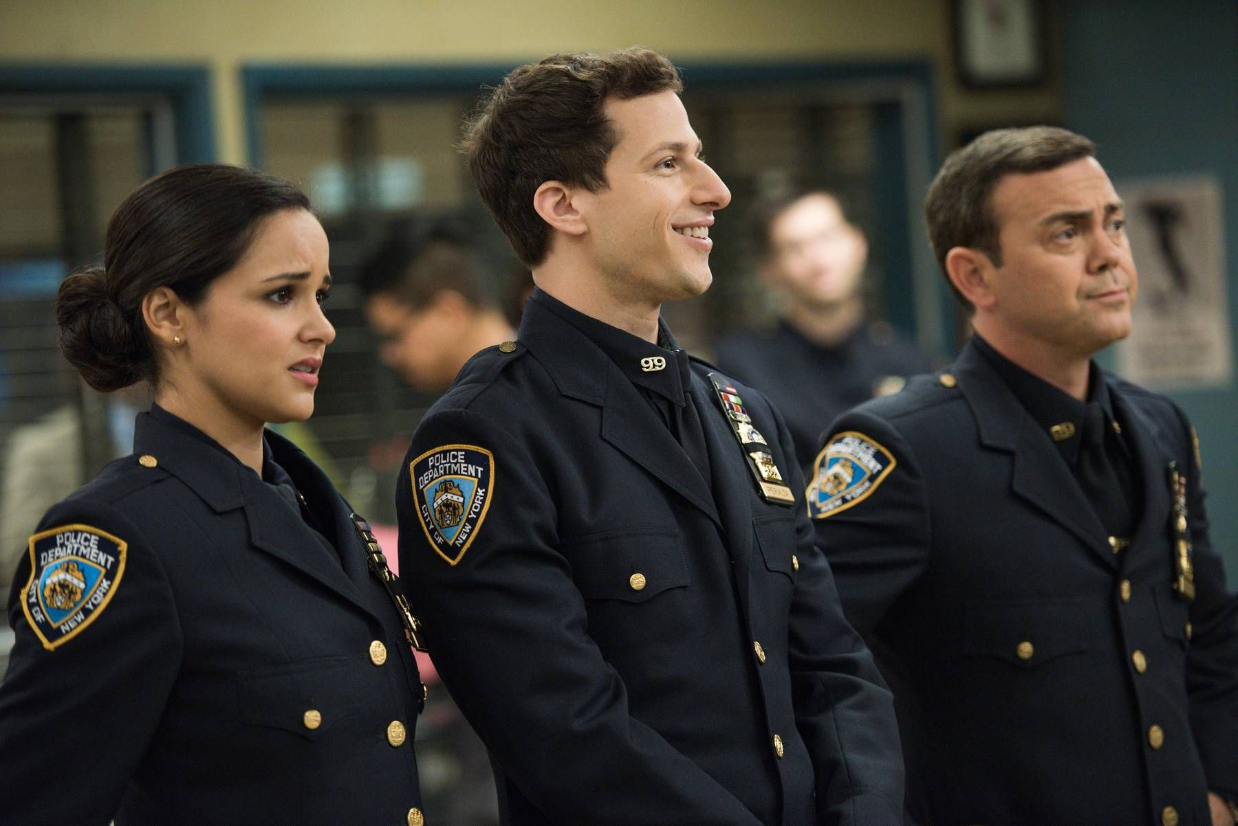 Brooklyn Nine-Nine Saved by NBC for Shorter Season 6   Collider
