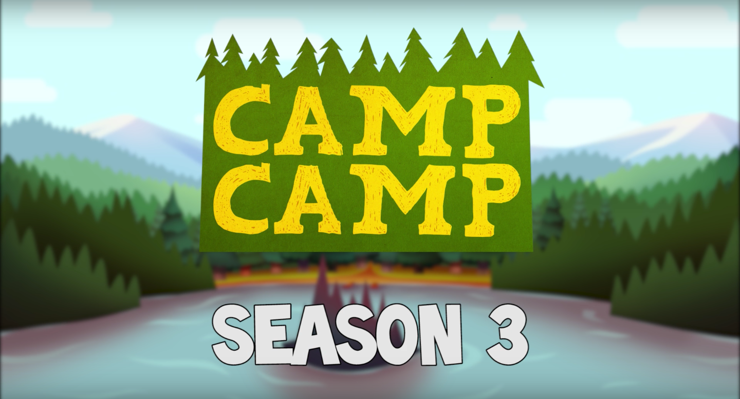 Camp Camp Season 3 Episode Poster Revealed in Fishy Fashion