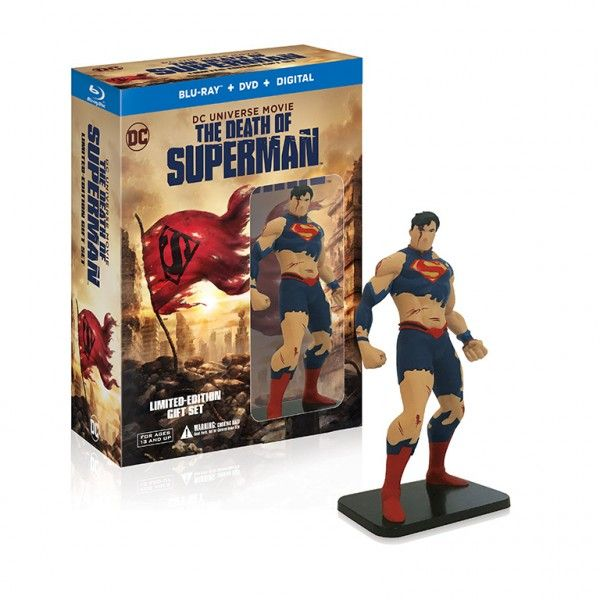 death-of-superman-bluray-gift-set