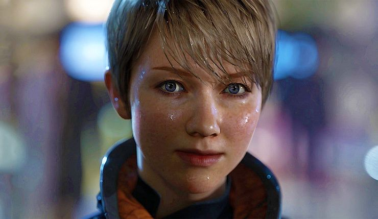 Detroit Become Human Review One Of 2018 S Best Games
