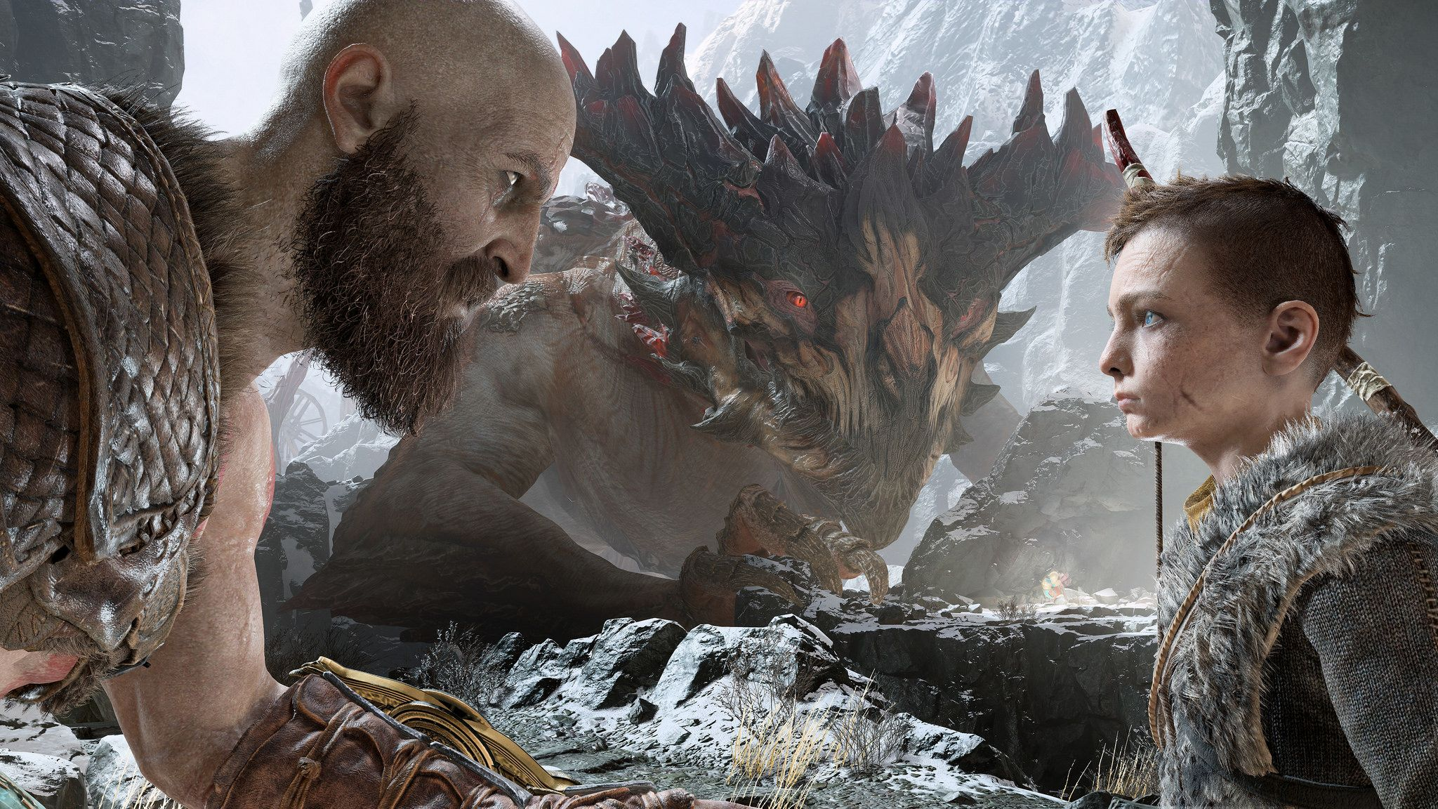 Why The God Of War Ps4 Story Succeeds Collider