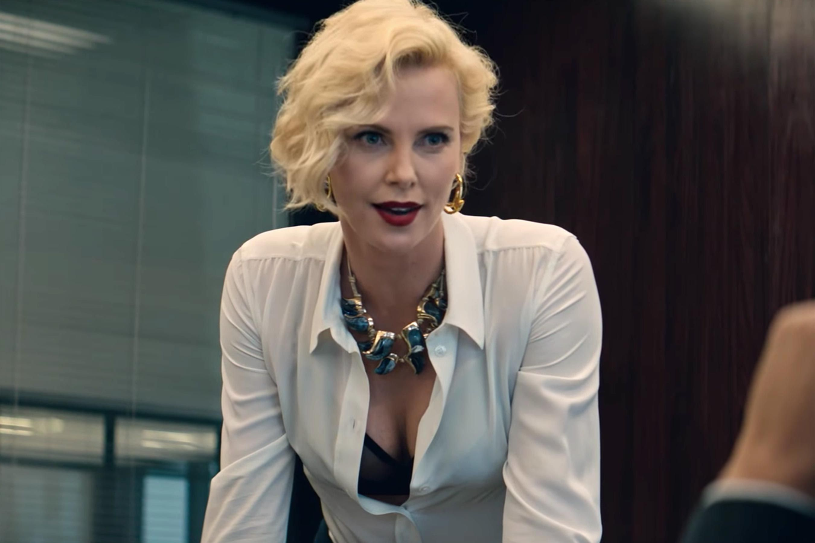 Charlize Theron to Play Megyn Kelly in Fox News Movie ...