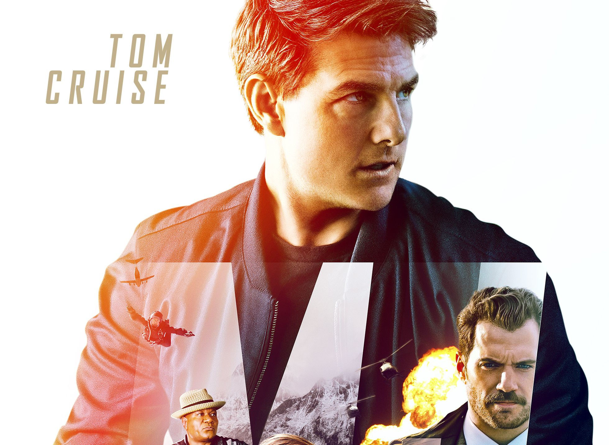 mission impossible 6 poster features tom cruise and co stars collider. Black Bedroom Furniture Sets. Home Design Ideas