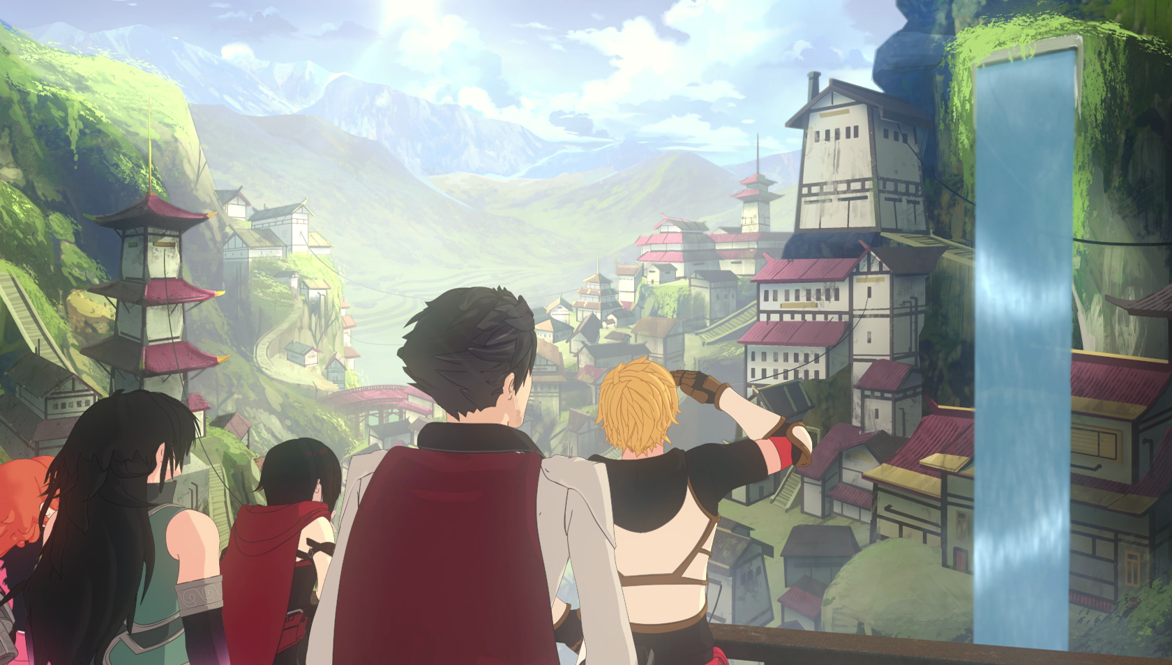 RWBY 6 Release Date Arrives This October, Rooster Teeth Reveals