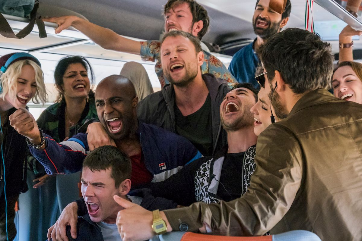 Sense8 Series Finale Trailer for the Netflix Special Hits Right in
