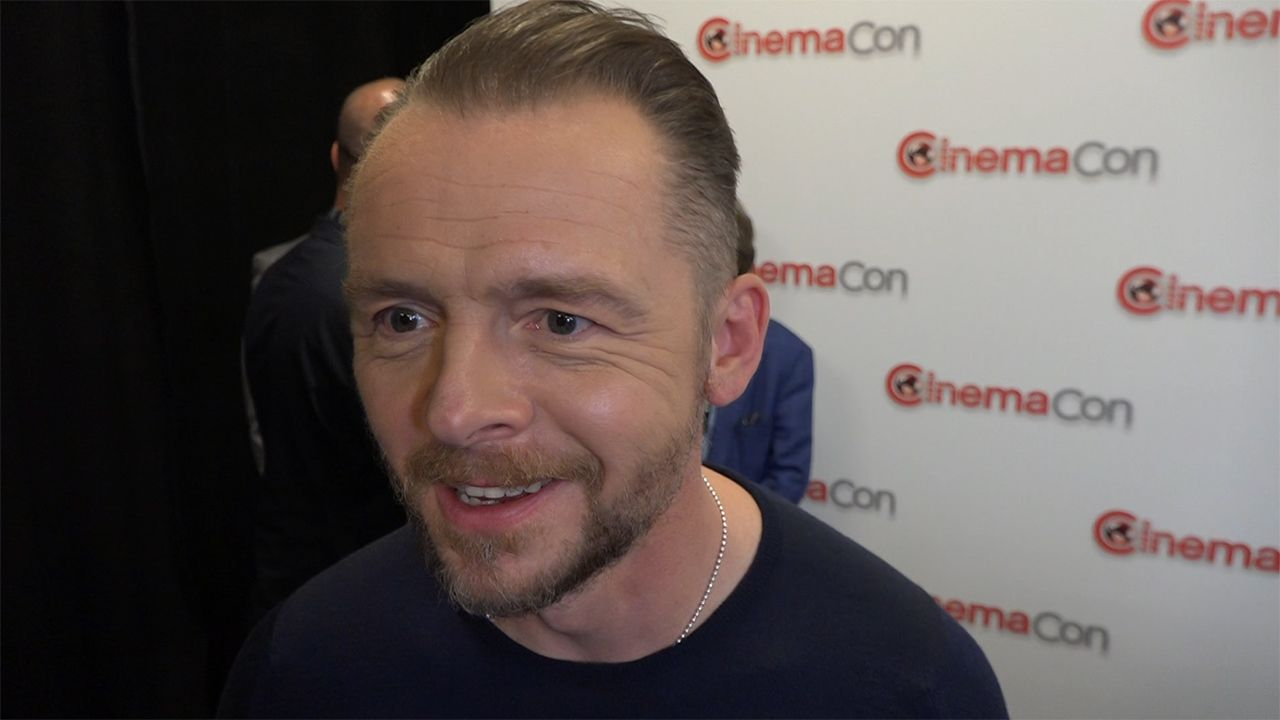 Simon Pegg On How Mission Impossible 6 Is Different From