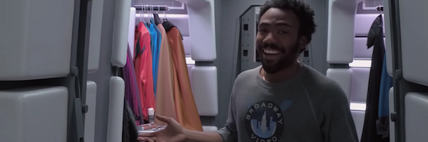 solo-millennium-falcon-donald-glover-video-tour