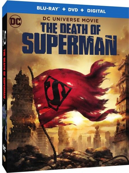 the-death-of-superman-bluray