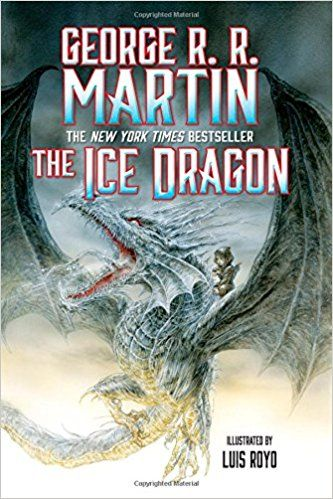 the-ice-dragon-george-rr-martin-book-cover