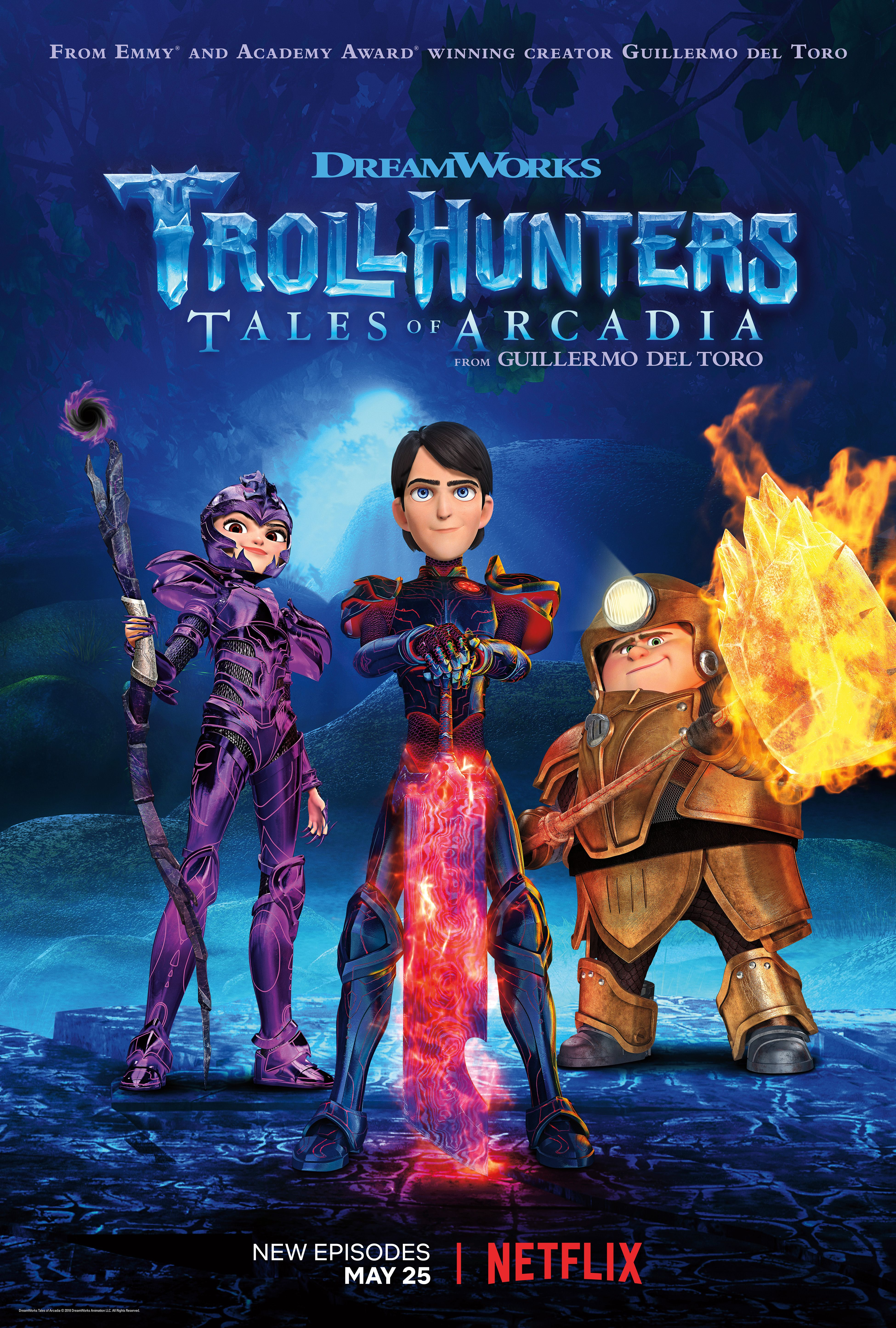Trollhunters Season 3 Review: Satisfying End, Promising Start | Collider