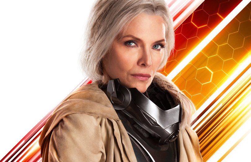 Michelle Pfeiffer Ant Man