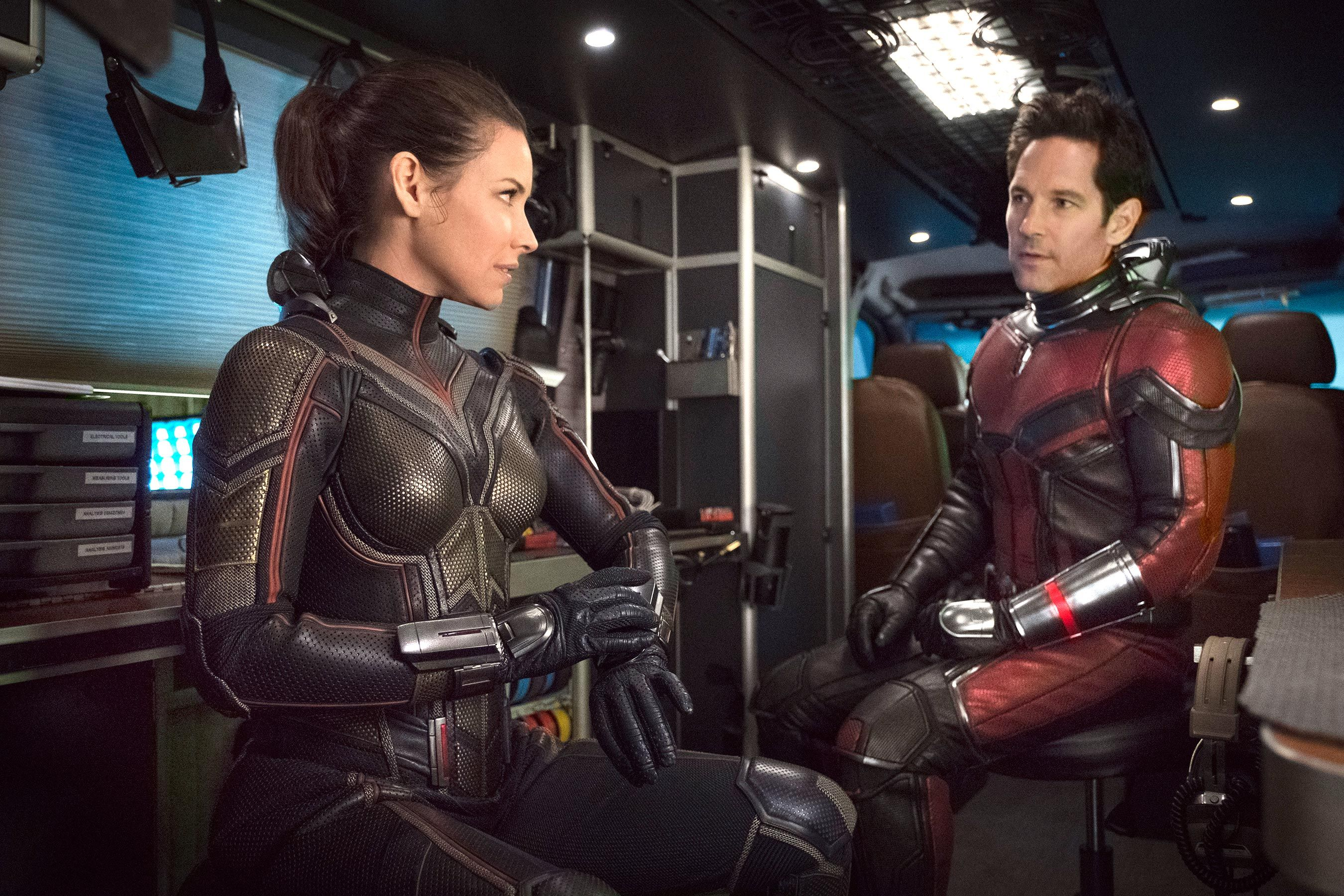 antman and the wasp reviews first reactions collider