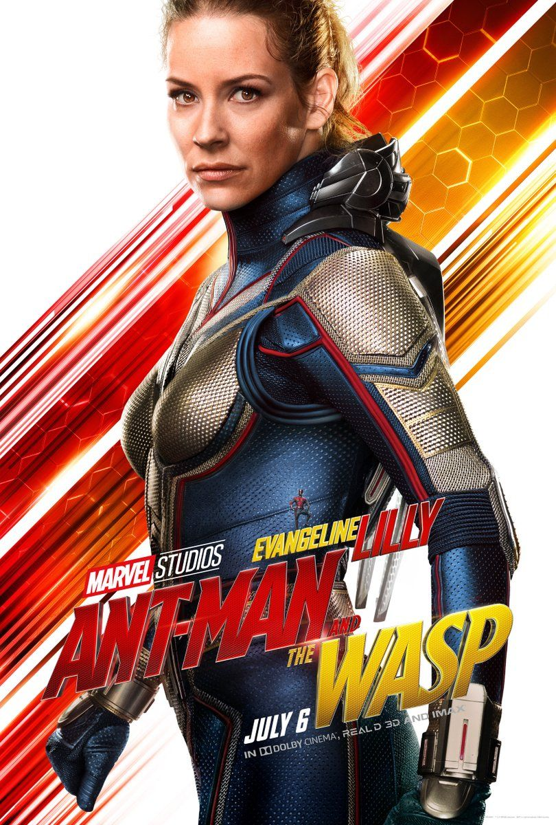 Ant-Man and the Wasp: Evangeli...