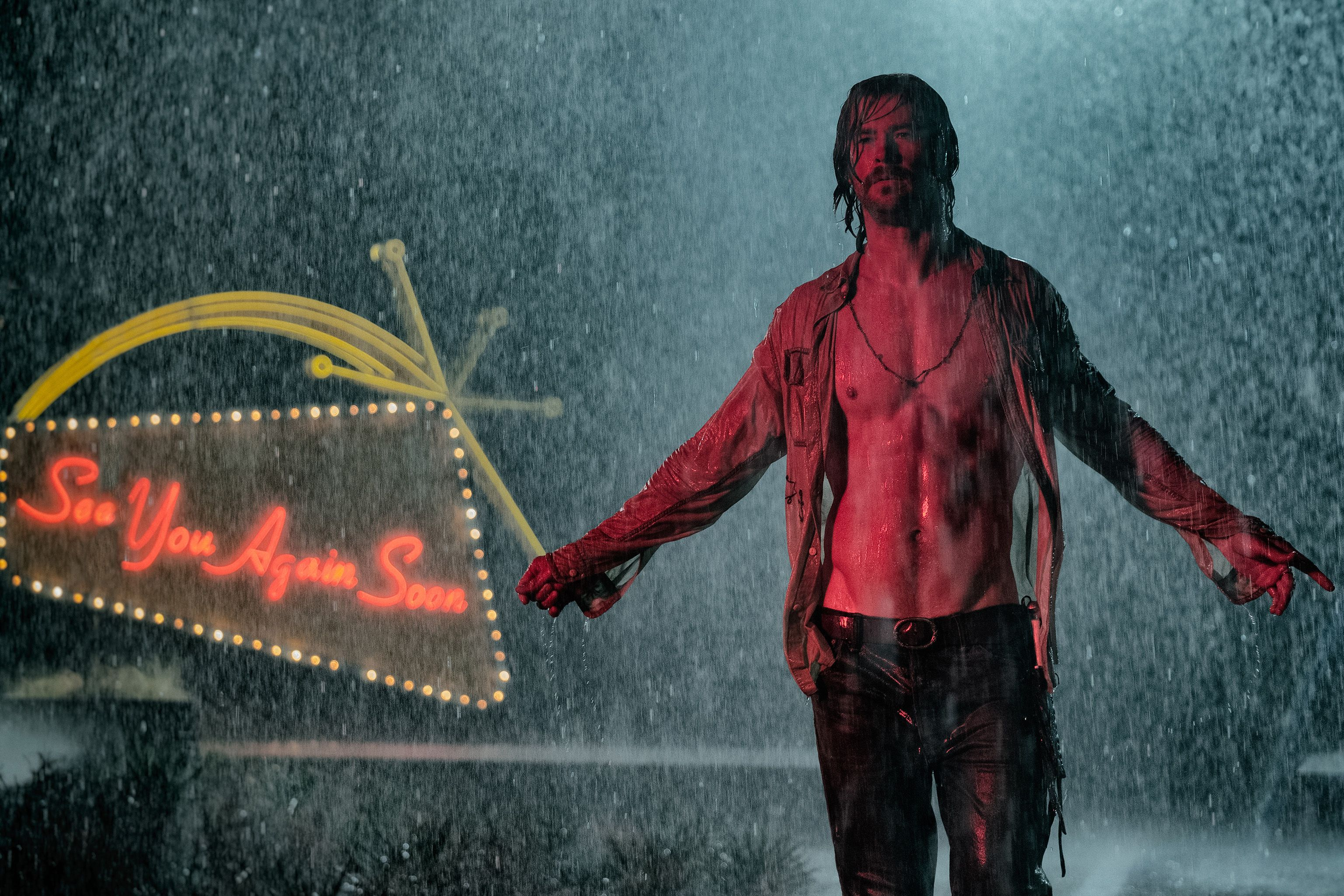 First 'Bad Times at the El Royale' Trailer Promises a Good Time at the Movies