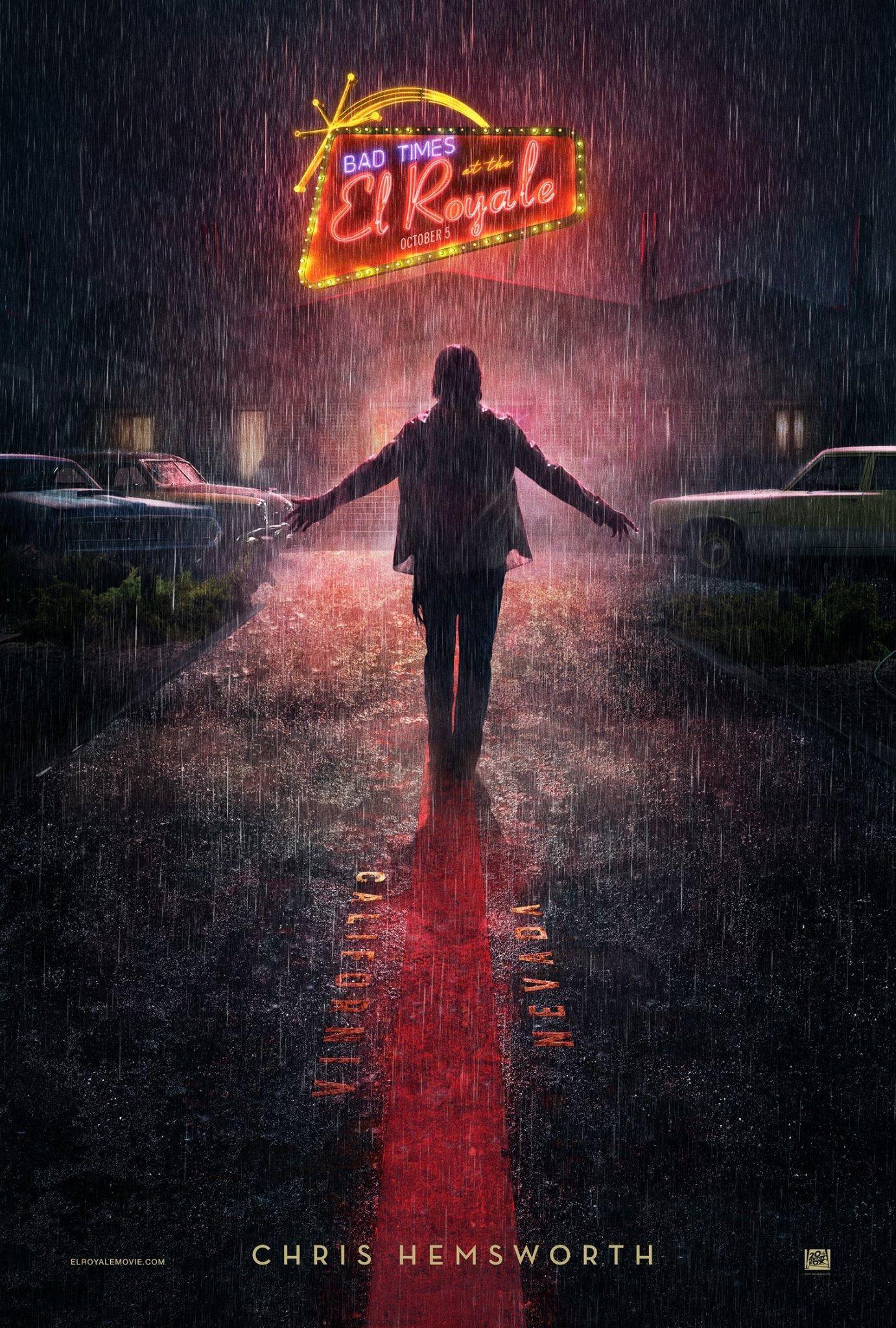 Bad Times At The El Royale Film